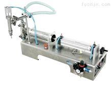 單頭液體灌裝機