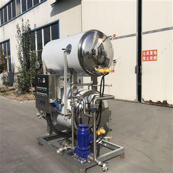700*1200猪蹄肉制品高温高压杀菌锅