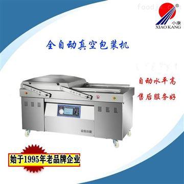 DZ-700/2S泡椒山野菜双室真空包装机