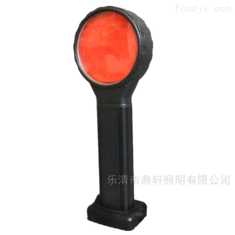 LED充电手持双面磁力升缩警示灯鼎轩照明