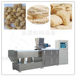 ys65-lll素肉拉丝蛋白膨化机械生产线