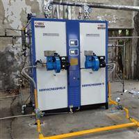 100kg/h燃油气蒸汽发生器