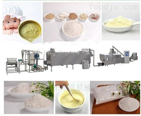 粮食吸管挤压机械 可食用大米吸管膨化机