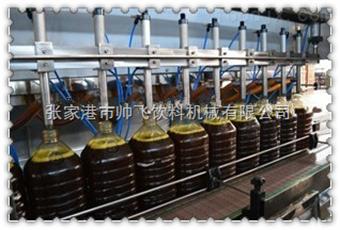 不锈钢高精度食用油灌装机