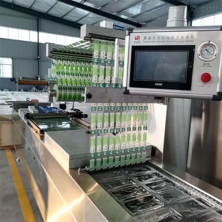 中国台湾小烤肠拉伸膜真空包装机