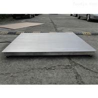 SCS-YH10吨不锈钢平台秤 2乘3米耐腐蚀电子地磅称