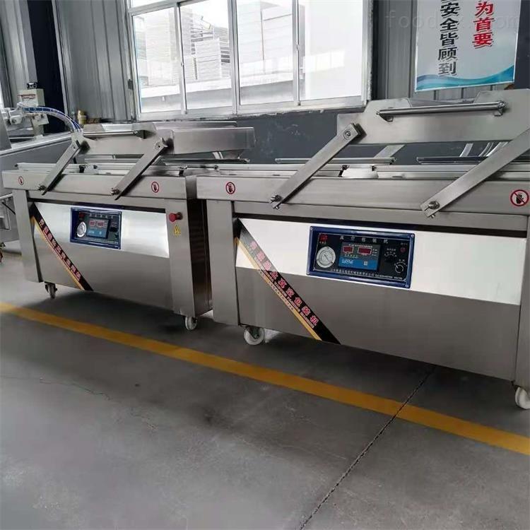 米线自动摆盖式真空包装机厂家