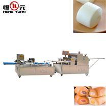 恒元多功能双头面包生产线