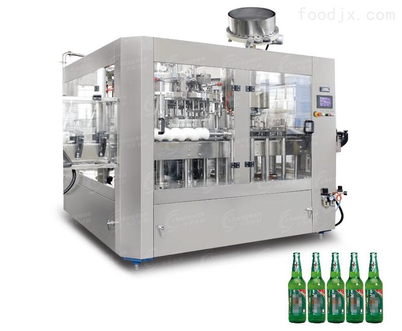 瓶装白酒灌装机生产线
