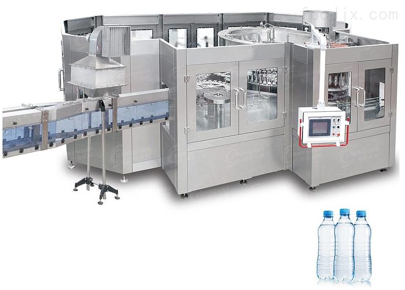 瓶装纯净水灌装机械