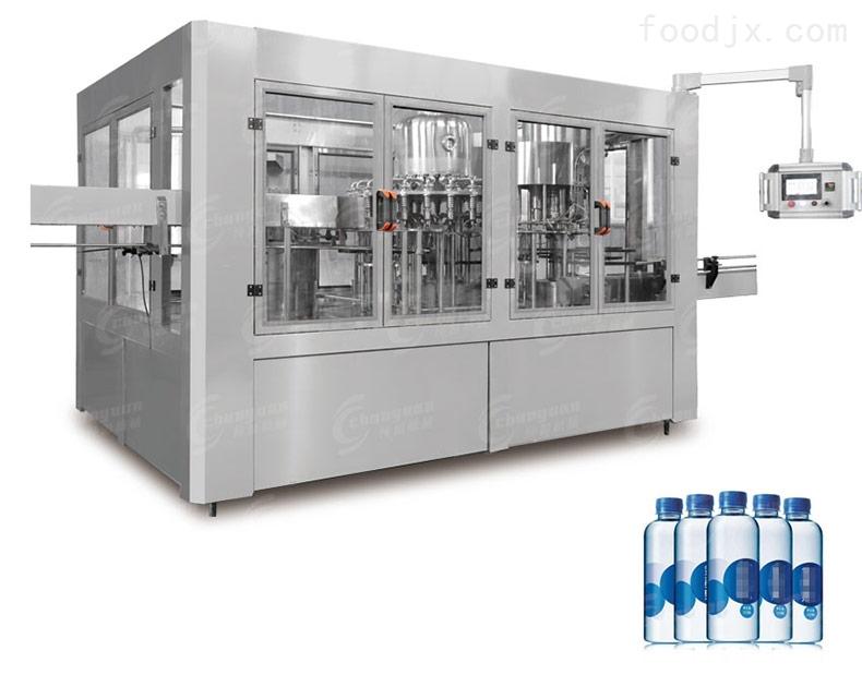 塑料瓶装饮用水灌装机