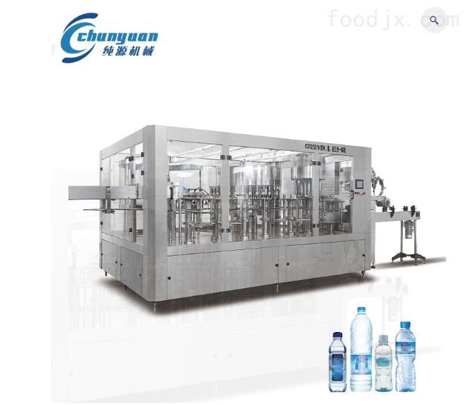 矿泉水灌装饮料设备