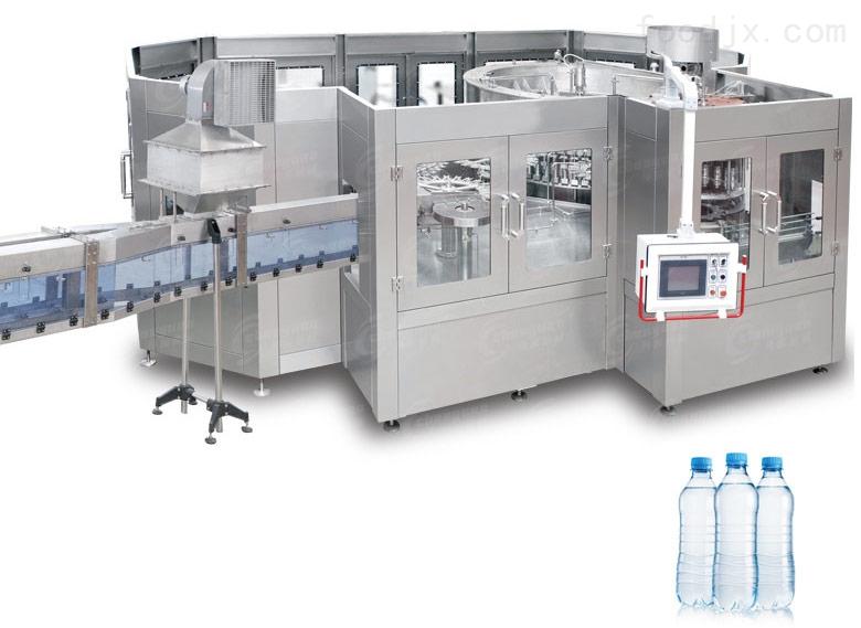 PET瓶饮料灌装生产线