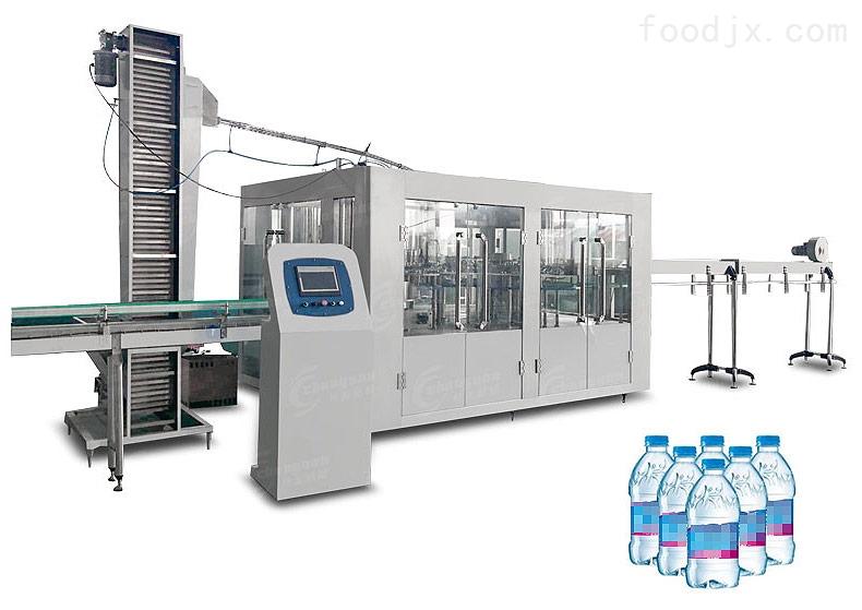 功能型饮料灌装机