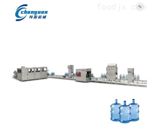 多功能饮料灌装生产线