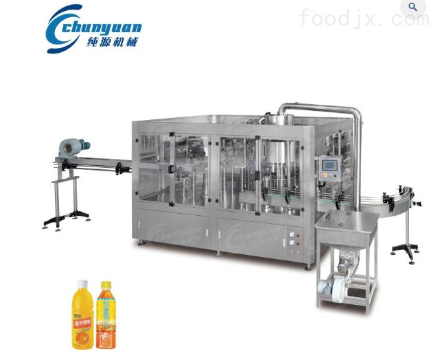 茶饮料灌装生产设备