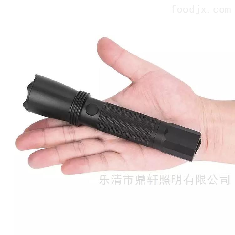 手持式防爆电筒消防巡检强光电筒充电器电池
