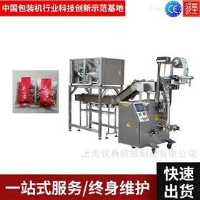 QD-60DS全自动桂圆红枣颗粒茶组合燕麦茶包装机