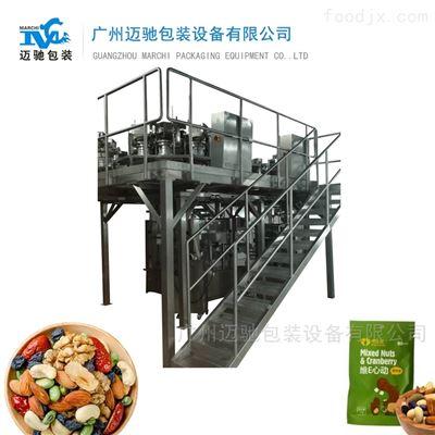 食品坚果包装机械