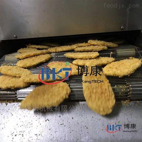 咔滋脆雞排撲粉機