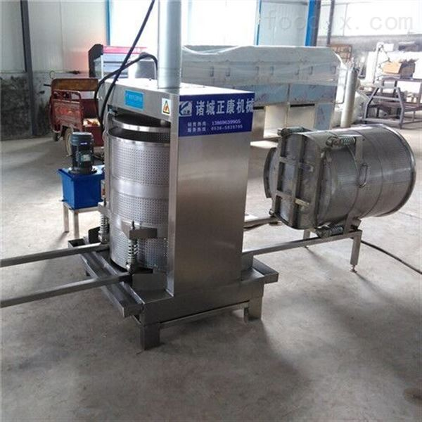果酒酵素榨汁压榨机
