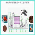 上浮鱼饲料生产设备