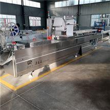 DZR 420鸭蛋黄拉伸膜真空包装机