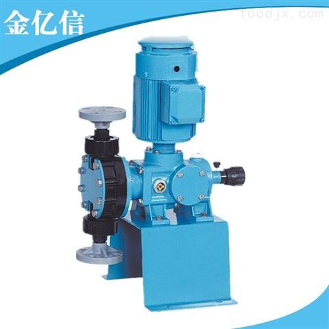 韩国千世机械隔离计量泵液体添加泵
