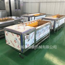 土豆大姜qu皮清xi机 红薯清xi设备