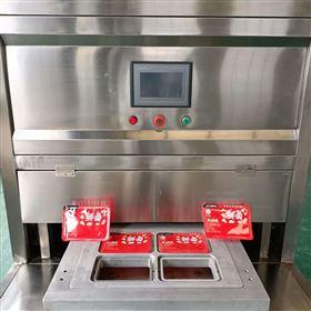 卤鹌鹑混合气调包装机