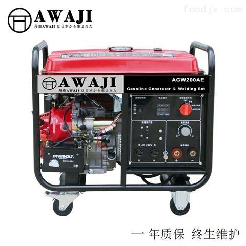 三相300A汽油发电电焊机价格