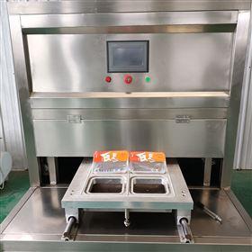新虾条盒式气调包装机