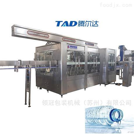 果汁饮料灌装机生产线设备