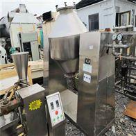 二手5000升不锈钢双锥干燥机