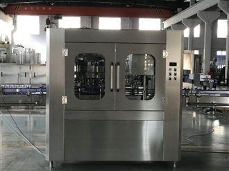 易拉罐含氣飲料生產線