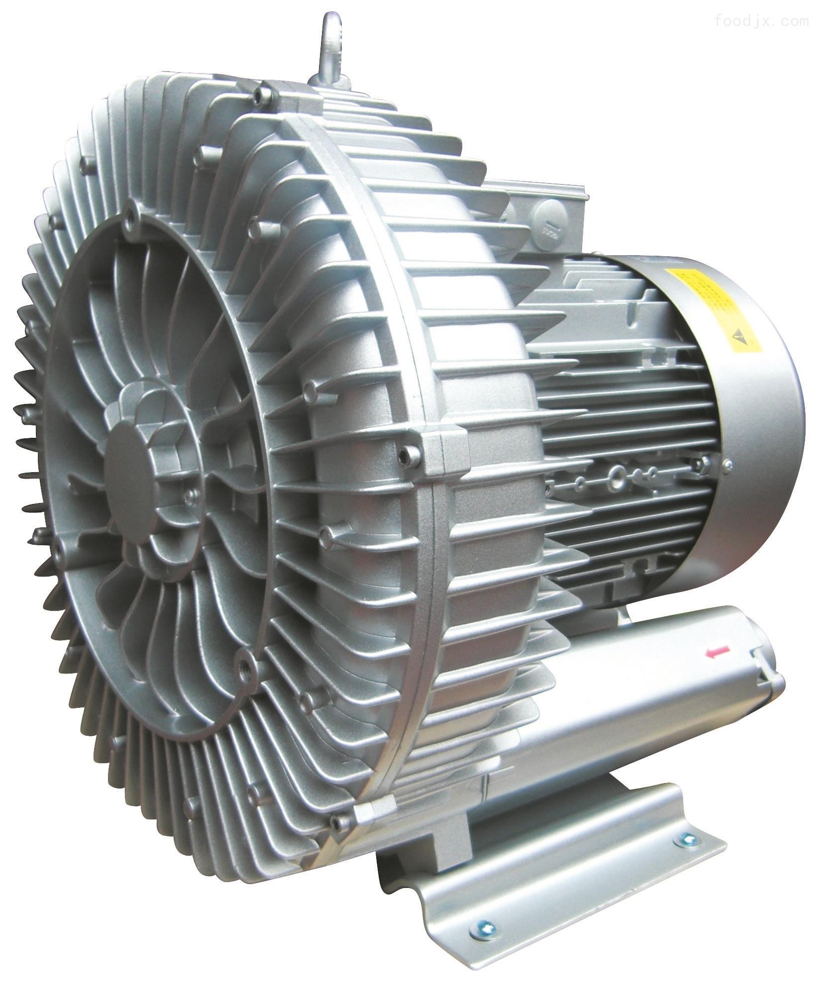 RB型高压鼓风机技术参数及外型尺寸