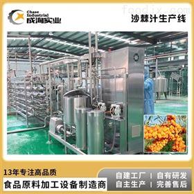 CXL-JS沙棘树莓 水果汁 饮品 NFC纯果汁成套生产线