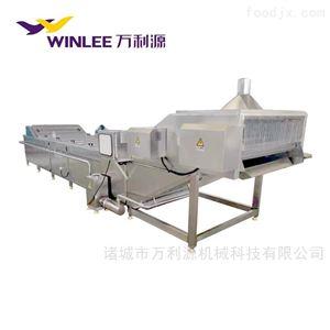 WLYSJ-8000瓶装辣椒酱香菇酱牛肉酱巴氏杀菌机