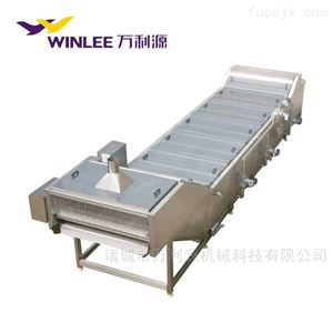WLYSJ-6000全自动袋装酱菜榨菜巴氏杀菌机