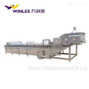 WLYSJ-8000水浴式袋装牛奶豆奶酸奶巴氏杀菌机