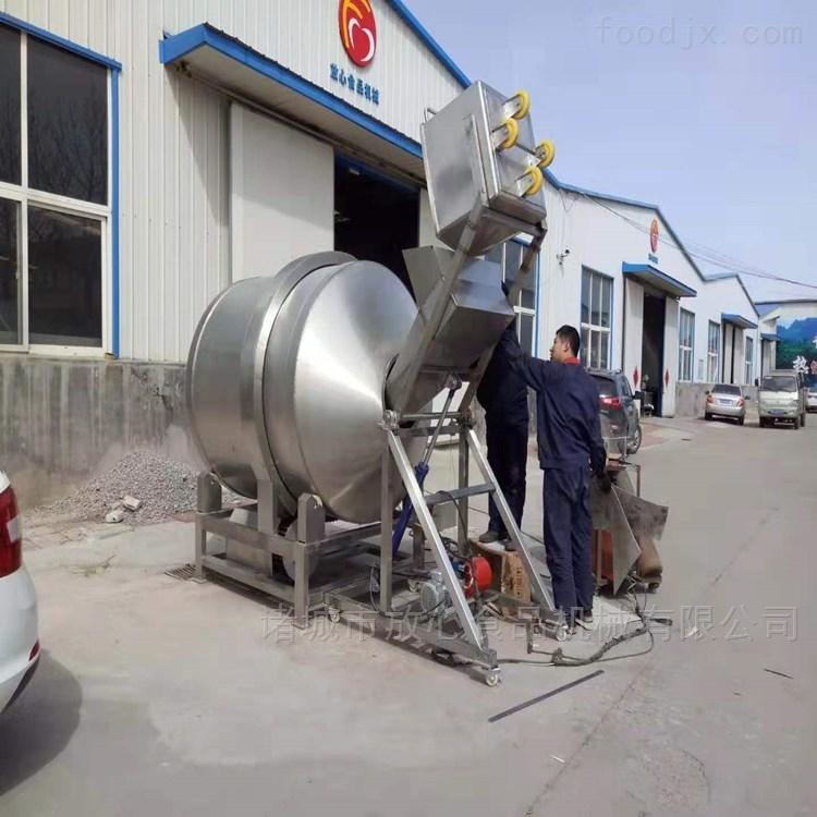 大型海带拌料机