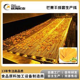 CXL-GG枸杞干芒果干加工 果汁 果干果脯成套生产线