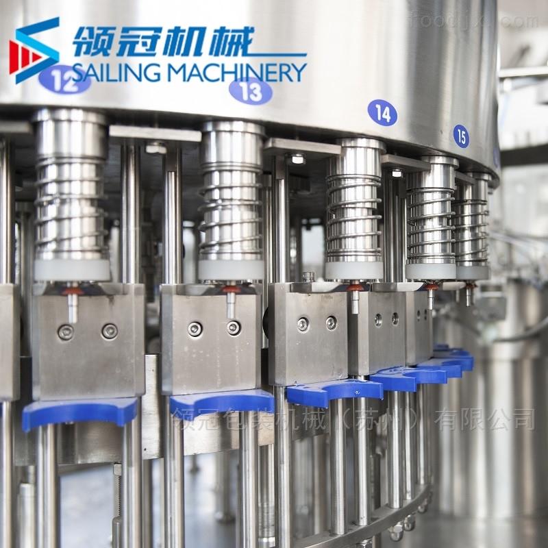 三合一液体灌装生产线