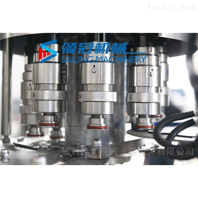 小瓶液体苏打水饮料灌装生产线