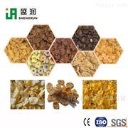 TSE70济南盛润   冲泡玉米片早餐谷物设备生产线