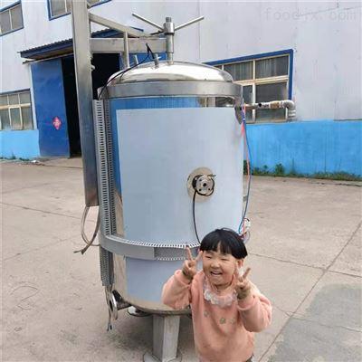 700*1200立式粽子高温蒸煮锅