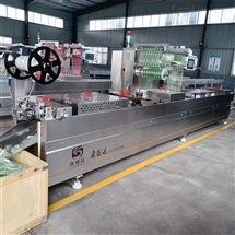 DZR-630辣条拉伸膜包装机