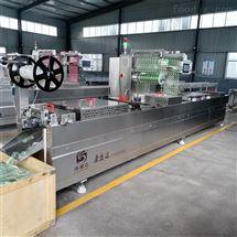 DZR 420牡蛎拉伸膜真空包装机