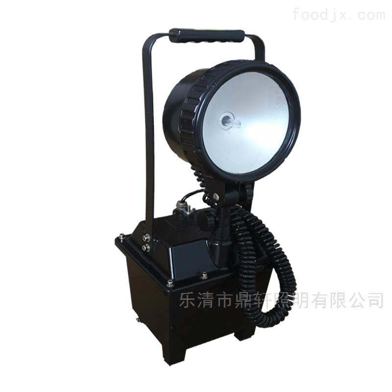 LED光源应急30W防爆泛光工作灯升降支架