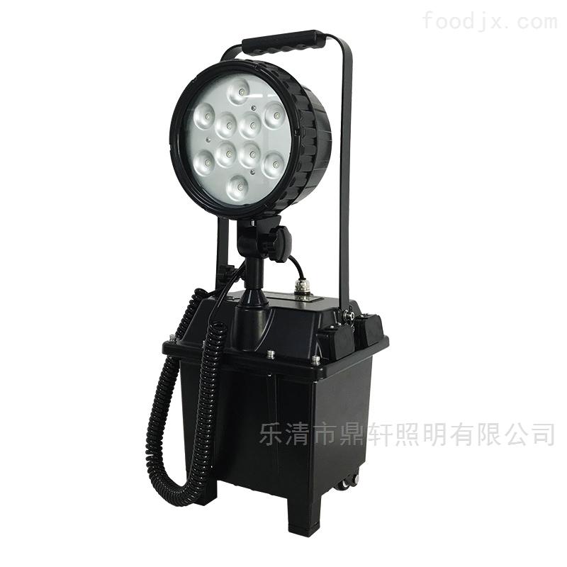 大功率升降应急防爆移动灯35W/30W工作灯